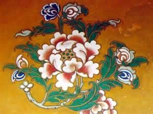 Tibetan Lotus Flower Eight Sacred Buddhist Symbols