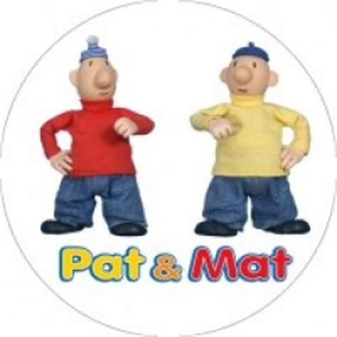 Mat A Pat by Pat A Mat Postavy
