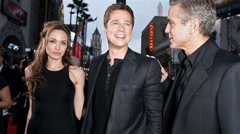 Brad Pitt George Clooney Do Entertainment Weekly ac24 cz merkelov 225 ano m 225 m pr 225 zdn 253 dům ale nedovedu si