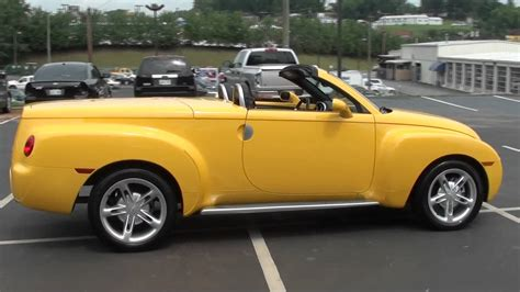 2004 chevrolet ssr for sale for sale 2004 chevrolet ssr 1 owner only 8k