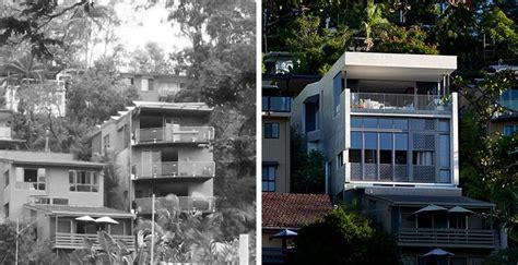 1980s contemporary house remodel before and after remarkable 1980 s contemporary duplex in