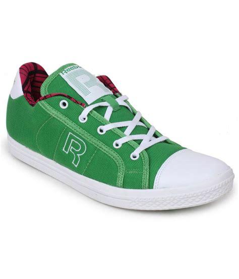 reebok green casual shoes price in india buy reebok green