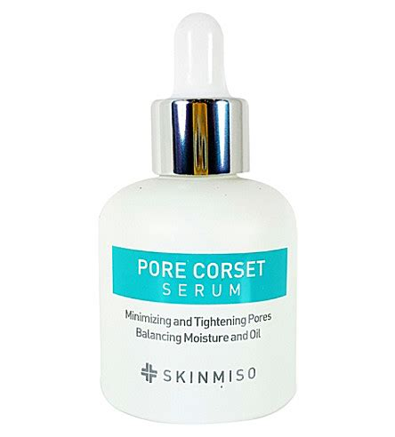 Skinmiso S Pore Corset Serum skinmiso pore corset serum 30ml selfridges
