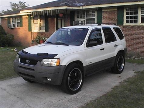 2001 Ford Escape by Charlesj 2001 Ford Escape Specs Photos Modification Info