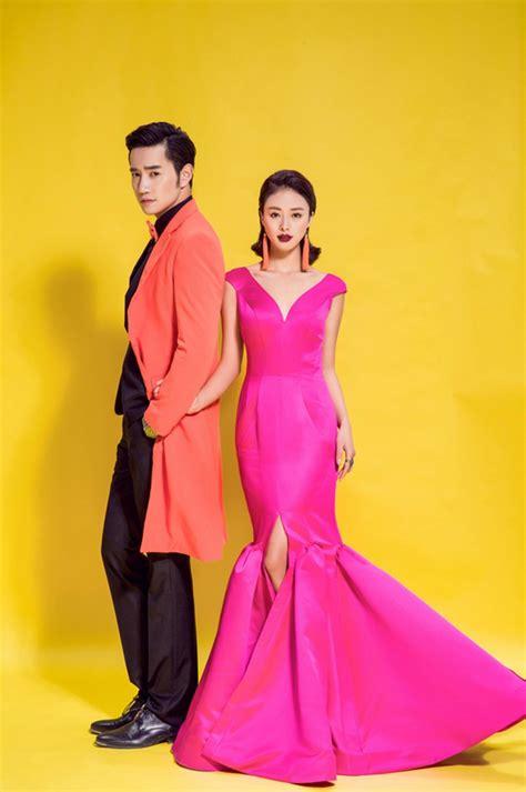 Baju Pesta Fuschia lynlynshop baju pesta butik indonesia gaun pengantin