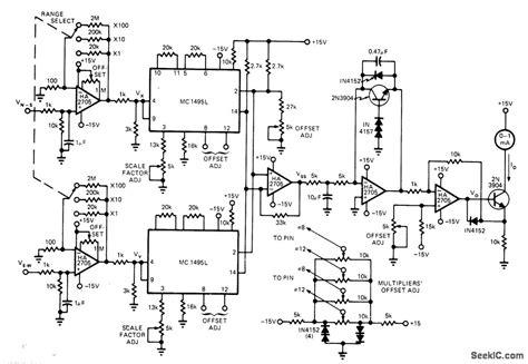 wind speed diagram wind speed basic circuit circuit diagram seekic