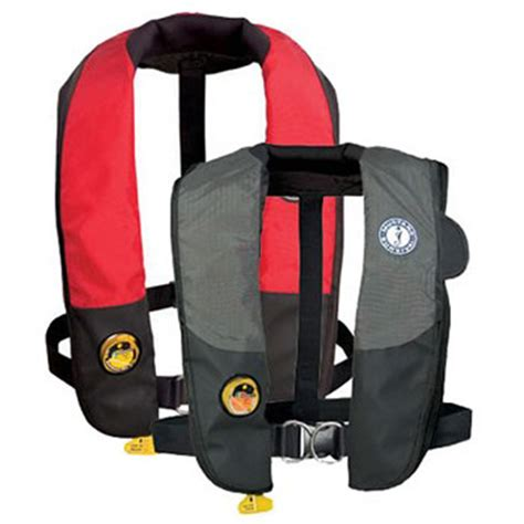 Mustang Auto Hydrostatic Inflatable Pfd Md3183 by Mustang Md3184 Buy Mustang Survival Ma7214 Rearm Kit For