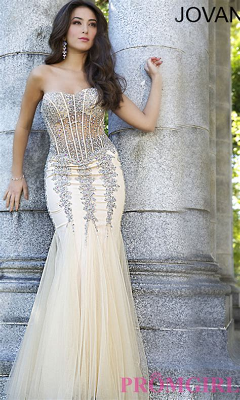 Cheapest City To Live In Usa by Strapless Sweetheart Jovani Prom Dress Promgirl
