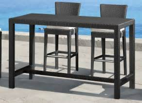 Patio Furniture Bar Table Bar Height Outdoor Tables Tables Bar Height Outdoor Table Base Bar Height Patio Table And