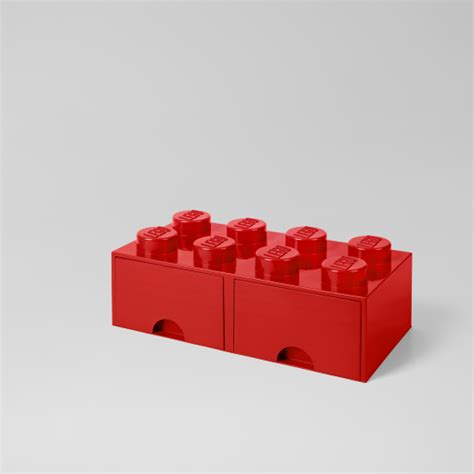 Lego Storage Drawer by Lego Brick Drawer 8 Knobs 2 Drawers Room Copenhagen
