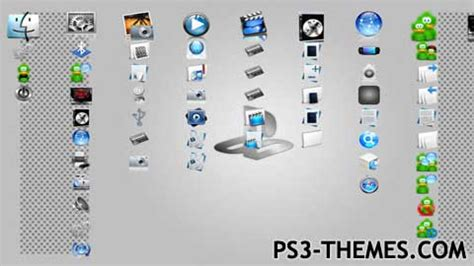 theme editor ps3 ps3 themes 187 mac osx 2