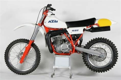 fastest motocross bike in the the almighty ktm mc495 the fastest recorded stock dirt