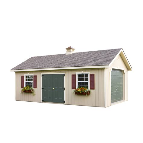 craftsman large sheds sears