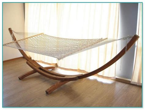 indoor hammock bed with stand kitchen cabinet diy refacing