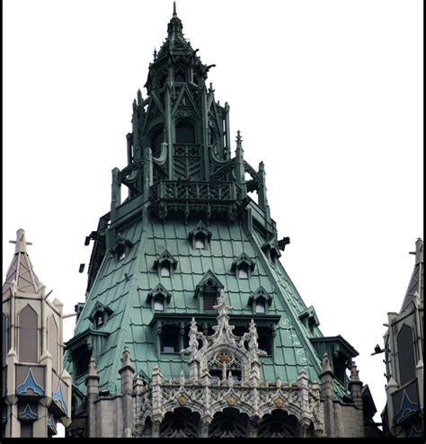 Cupola Tower Woolworth Tower Roof By Steeber On Deviantart