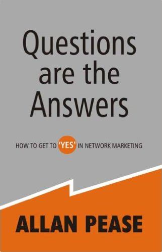 Question Are The Answers questions are the answers allan pease reviews summary