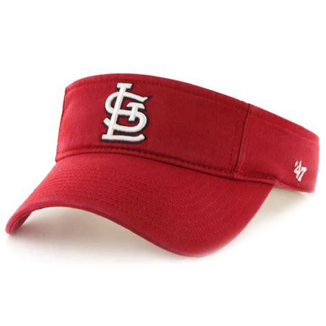 Kaos Sport Baseball Mlb Team St Louis Cardinals Original Gildan 47 brand st louis cardinals mlb clean up adjustable visor