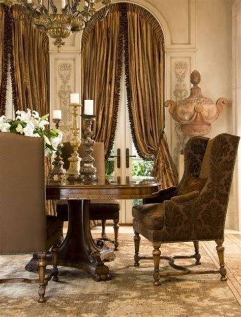 tuscan drapes tuscan style curtains ideas