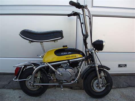 Mini Motorrad Kaufen Schweiz by Motorrad Oldtimer Kaufen Italjet Mini Marcellino Moto