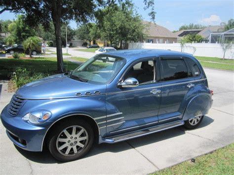 chrysler pt cruisers for sale 2007 chrysler pt cruiser custom for sale