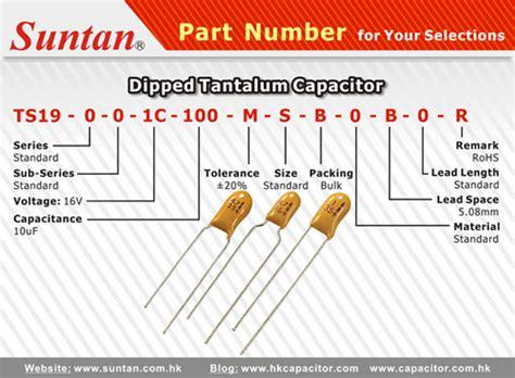 tantalum capacitor space qualified tantalum capacitors