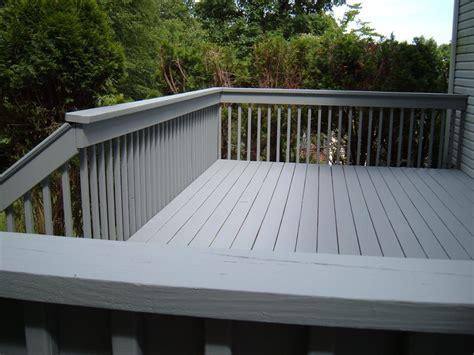 finished  deck  benjamin moores arbor coat solid
