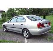 1999 Mitsubishi Carisma