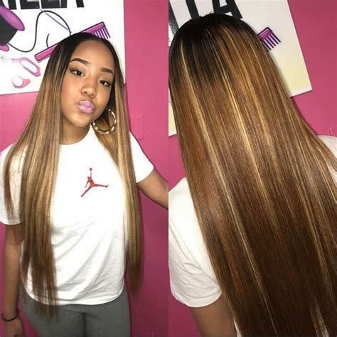 images of blond hair with hilites weaved into it 1243 best images about sew ins on pinterest lace closure