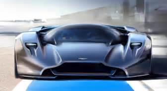 Cars That Look Like Aston Martin Aston Martin Dp 100 Concept Looks Like A Pagani