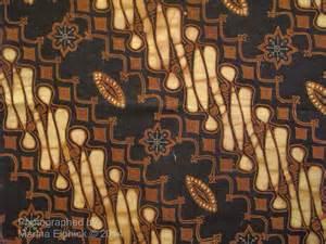 Batik Jumputan Dan Batik Parang parang batik motif the batik route