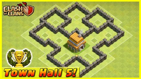 layout hybrid coc th5 th5 trophy base layout th5 trophy base air sweeper