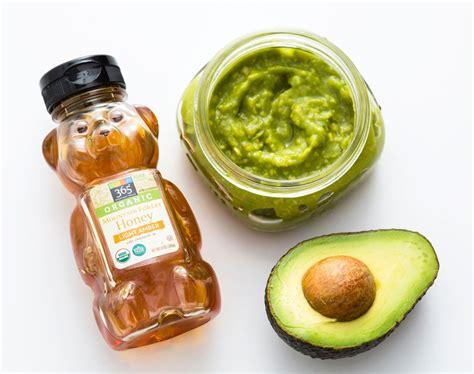 diy avocado mask brighten your skin with this diy honey avocado mask