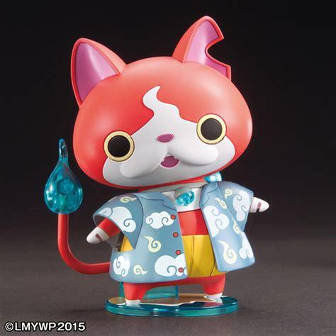 Boneka Yokai Wacth Original yokai youkai figure yo original jibanyan waiiha ver assembly figure