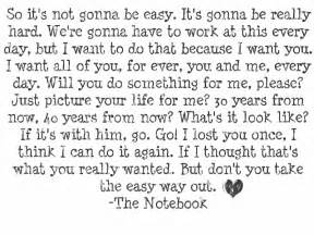 The notebook quotes quotes pinterest the notebook notebooks and