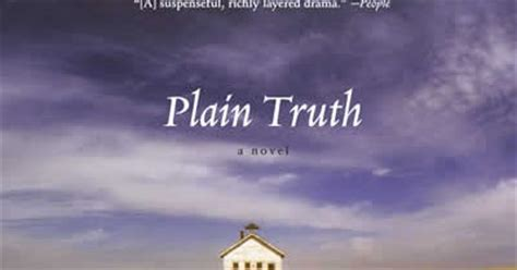 plain truth rachael turns pages book review plain truth by jodi picoult no spoilers