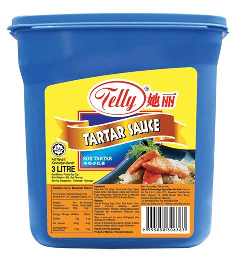 Telly Thousand Island 230ml spices seasonings specialities sdn bhd telly