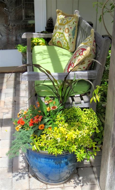 Garden Kaleidoscope Planter by 1000 Images About Container Gardening On