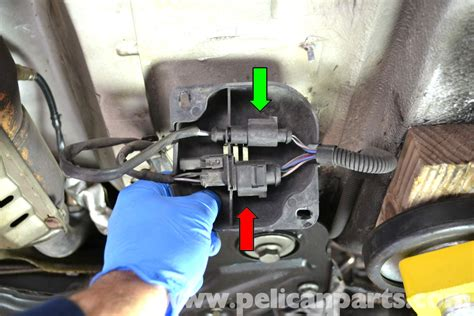 volkswagen golf gti mk iv oxygen sensor replacement 1999