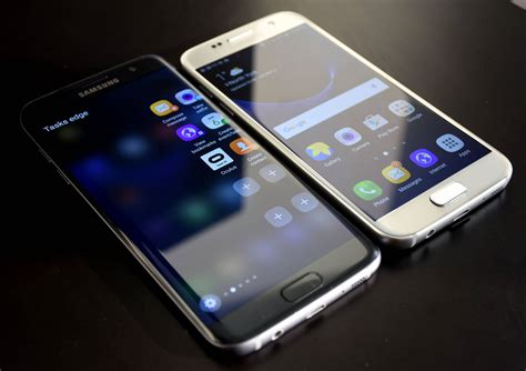 Electroplating Samsung S7 Flat New Electroplating S7 Flat samsung s new galaxy phones slight changes make a