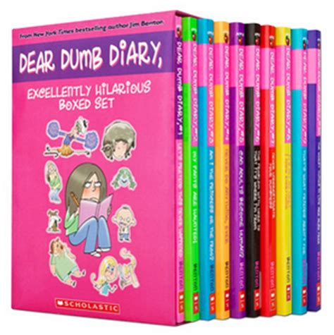 dear books dear dumb diary articles original articles on fanpop