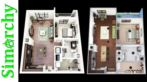 sims 3 apartment floor plans the sims 4 speed build 1 bedroom apartment great for