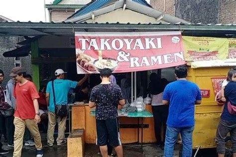 viral warung takoyaki  solo penjualnya asli