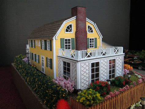 doll house horror you can own a doll s house version of amityville or mockingbird lane popcorn horror