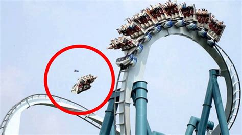Top 10 Amusement Park Rides by World S Most Dangerous Rides Top Ten Lists Of Everything
