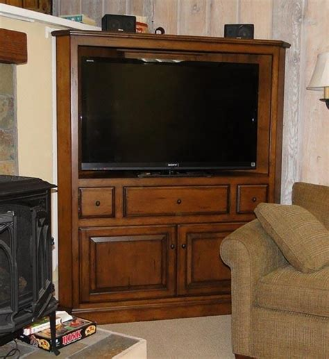 2018 Latest Corner Tv Cabinets For Flat Screens With Doors Corner Tv Cabinets For Flat Screens With Doors