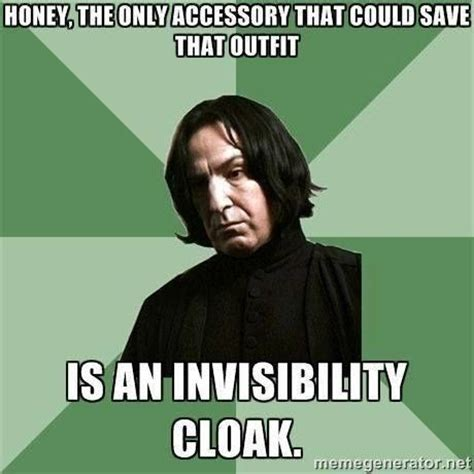 Snape Meme - best snape harry potter memes