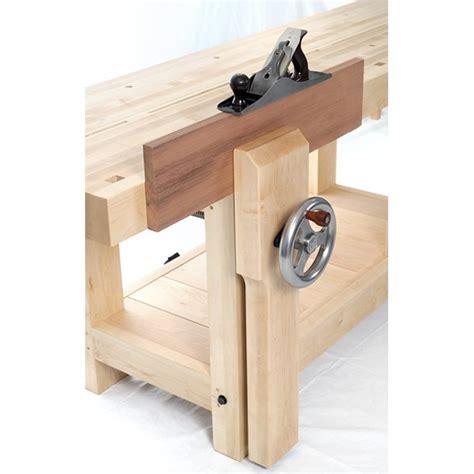 woodworking vise hardware benchcrafted glide leg vise