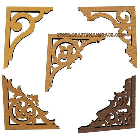 Wood Shelf Bracket Pattern by 25 Best Ideas About Scroll Saw Patterns On