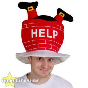 adults christmas hats presents stocking fillers fancy