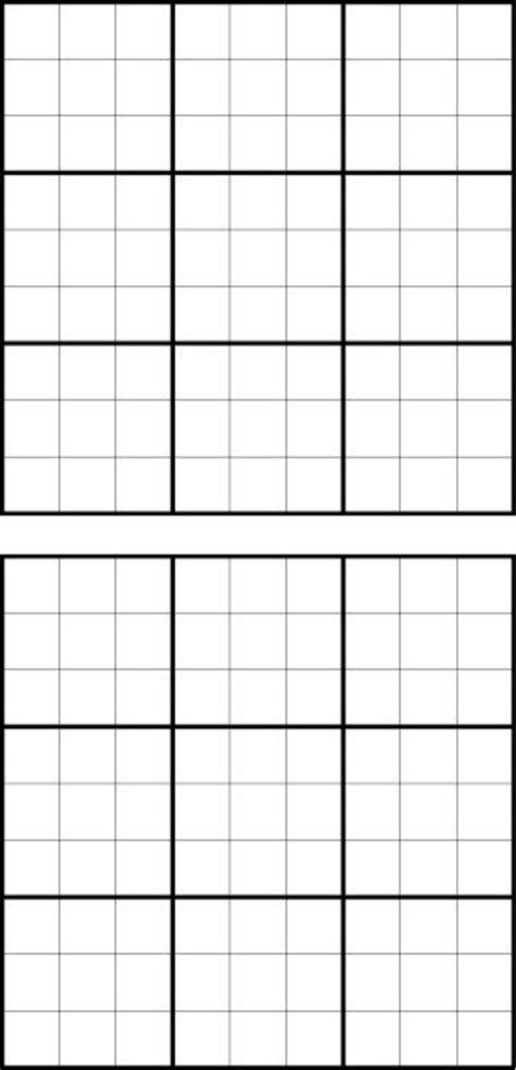 sudoku printable excel download sudoku blank for free formtemplate
